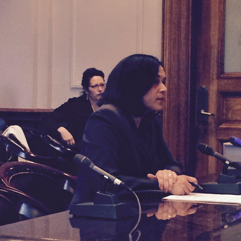 Minnesota Education Commissioner Brenda Cassellius