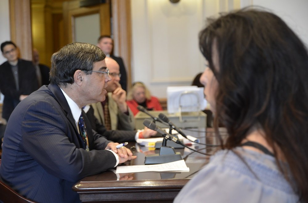 Minnesota Association of School Administrators Executive Director Gary Amoroso called on the education committees for a 3 percent increase.