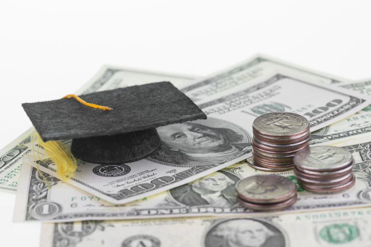 Every little saving will aid further education